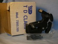 '  TRED TD Clamp ' Tred T.D. Clamp Boxed 7300.100 -NICE- -STUDIO PROFESSIONAL CLAMP- £24.99